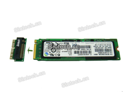 NGFF M.2 PCIe SSD Card as 2013 2014 2015 MacBook SSD